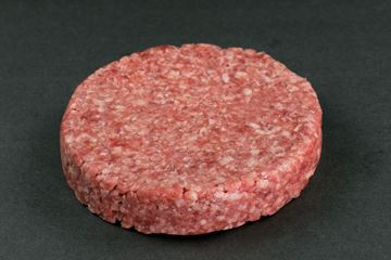 Picture of Hand-Pressed Black Angus Steak Beef Burgers