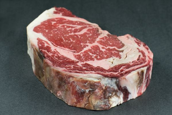 Picture of USDA Prime Dry-Aged Black Angus Ribeye Steak