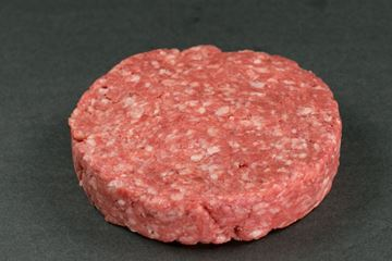 Picture of Hand-Pressed Black Angus Filet Mignon Beef Burgers