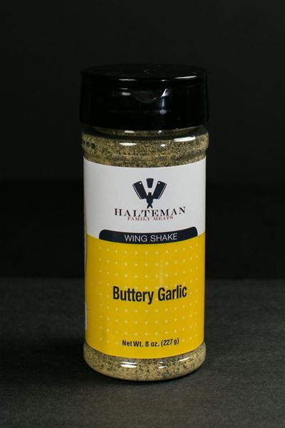 Picture of Buttery Garlic Wing Shake