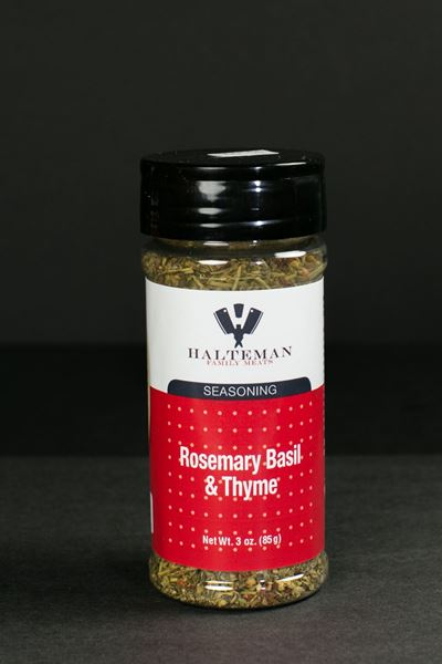 Picture of Rosemary Basil & Thyme Seasoning