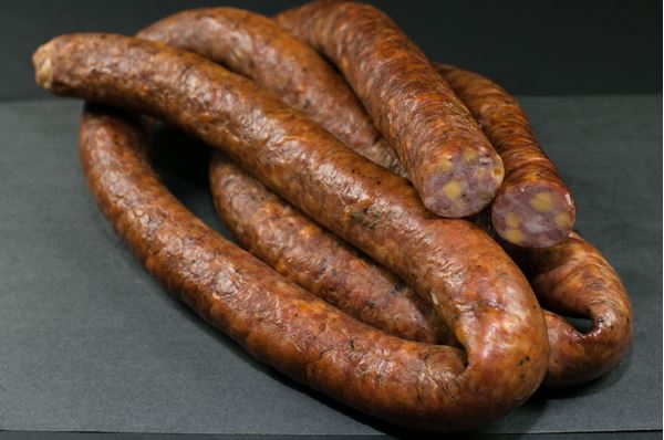 Picture of Smoked Pork Sausage w/Cheese