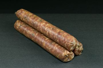 Picture of Smokey Cheddar Turkey Sausage