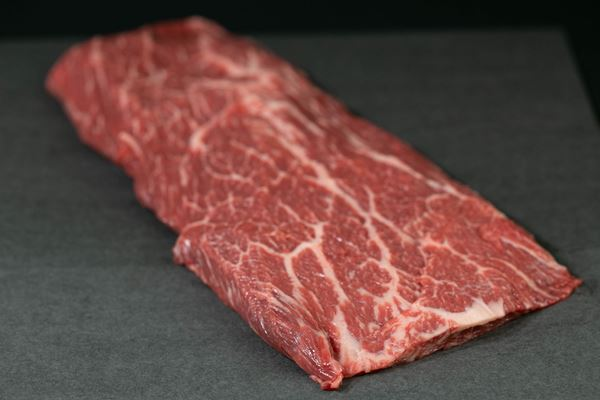 Picture of USDA CHOICE BLACK ANGUS FLAT IRON