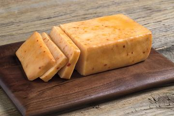 Picture of GREEN TREE HABANERO CHEDDAR CHEESE