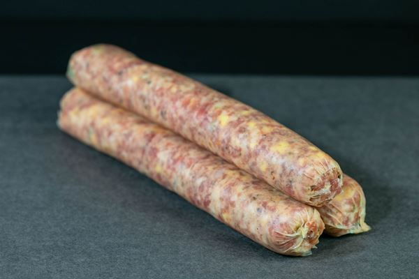 Picture of Jalapeno & Cheddar Pork Sausage