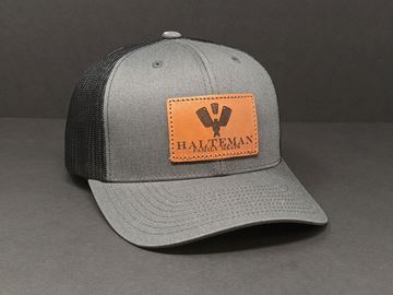 Picture of HALTEMAN FAMILY CHARCOAL HAT